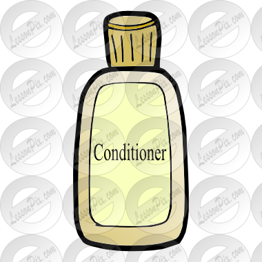 Picture For Classroom   Therapy Use   Great Conditioner Clipart