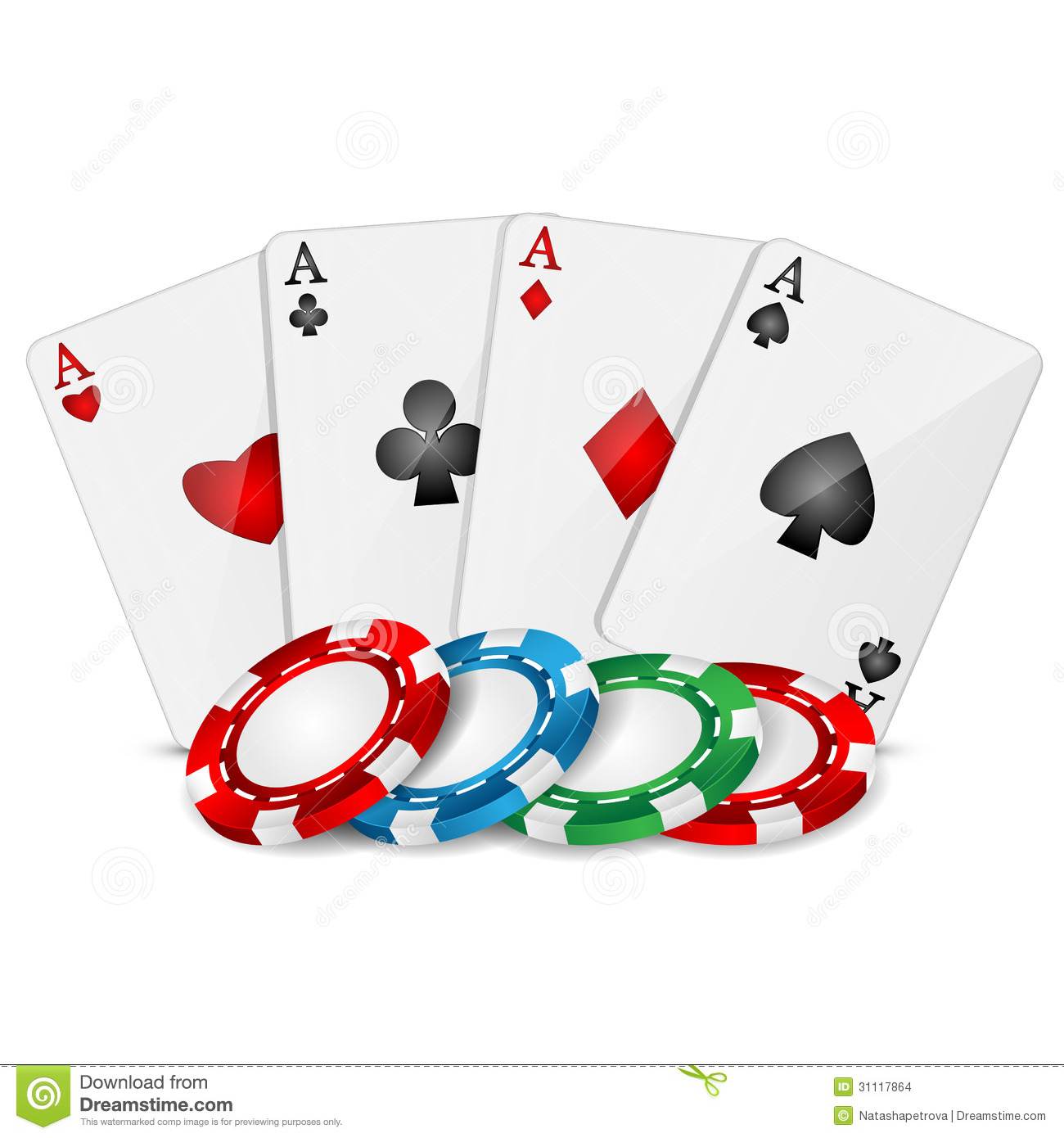 poker cards clipart clipart suggest