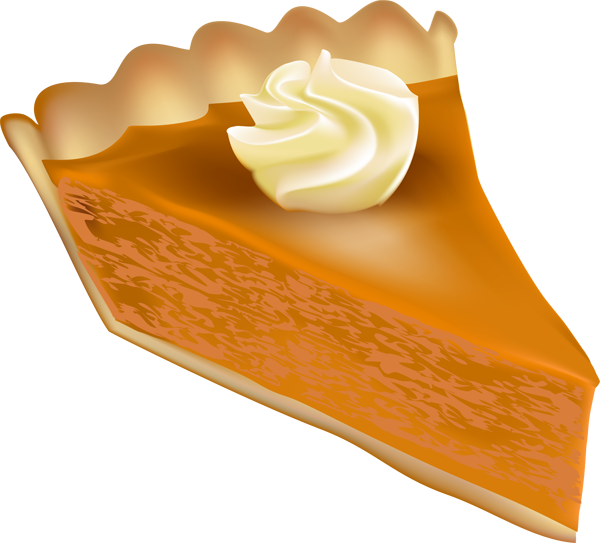 Pumpkin Pie Clip Art Pictures