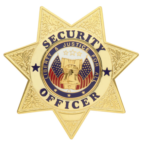 Security Officer Badge Clip Art