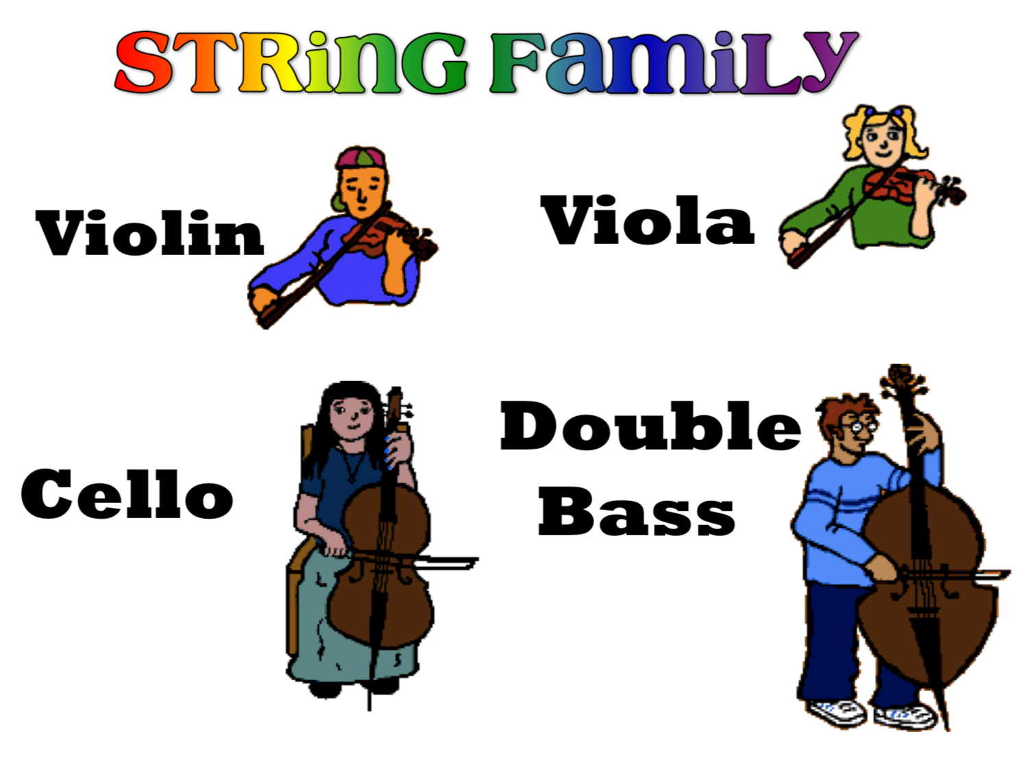 String Orchestra Clipart Orchestra Pictures