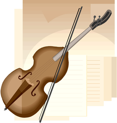 String Orchestra Clipart String Ensemble