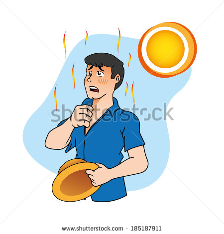 Back   Gallery For   Heat Stroke Clipart