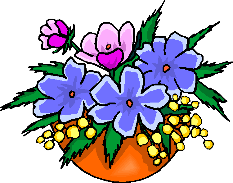 Bouquet Of Flowers Free Clipart