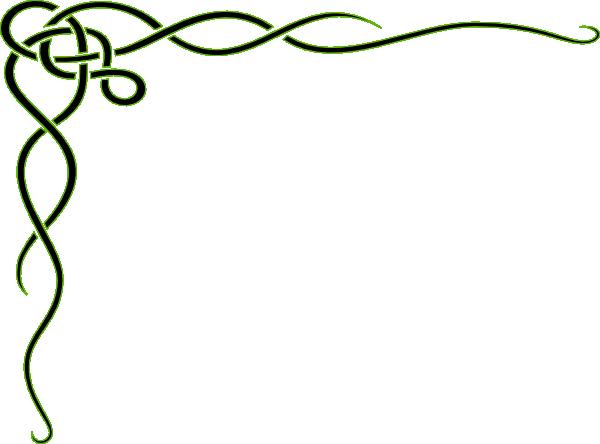 Curly Frame Clip Art At Clker Com   Vector Clip Art Online Royalty
