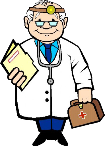 Primary Care Doctor Clip Art
