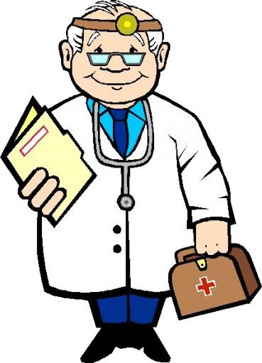Doctors Schedule Clip Art