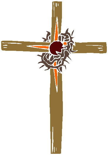 Jesus On The Cross Clipart - Clipart Kid