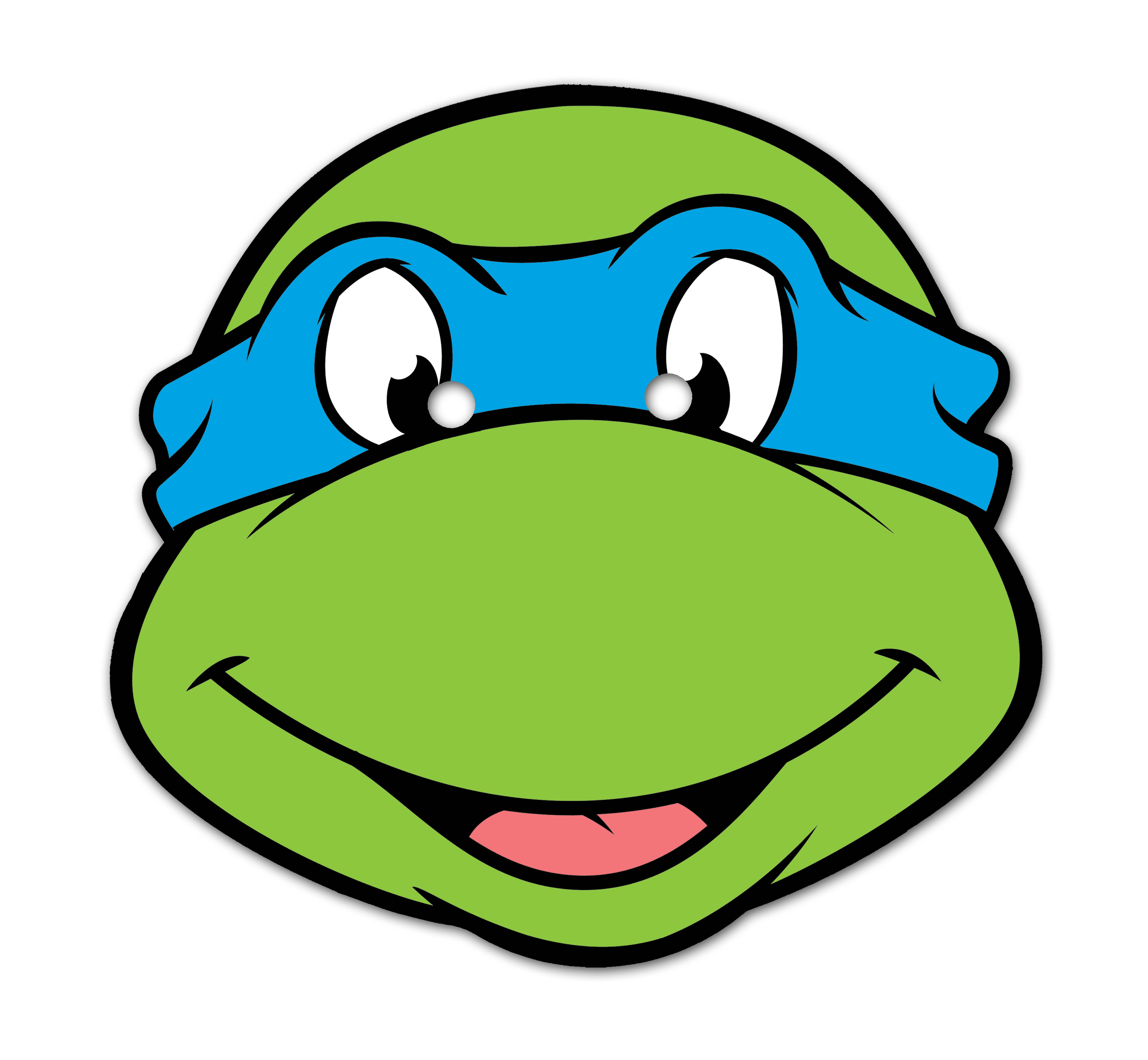 Ninja Turtle Eyes Clipart