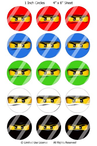 Ninjago Eyes Clipart Ninjago Clip Art Cake Ideas And Designs