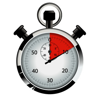 Stopwatch Start Clip Art