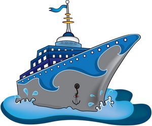 Ship Clip Art Images Cruise Ship Stock Photos   Clipart Cruise Ship