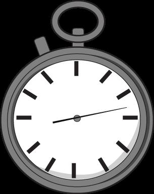 Stopwatch Clip Art