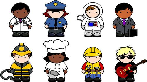 Career Clipart - Clipart Kid