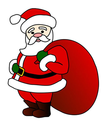 Cartoon Christmas Clipart - Clipart Kid