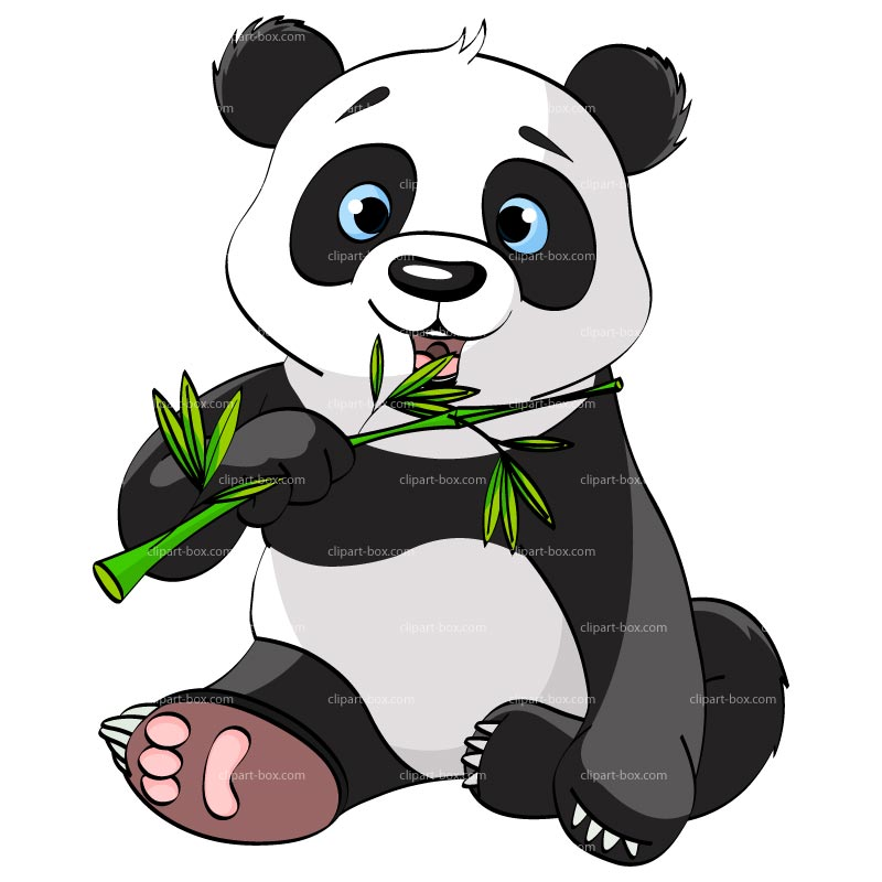 Clip Art Panda Bear Clipart panda bear clipart kid cute free images