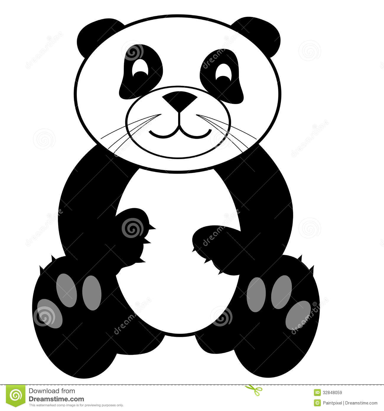 panda bear clipart clipart suggest