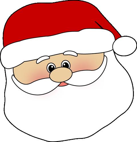 Large Santa Clipart - Clipart Kid