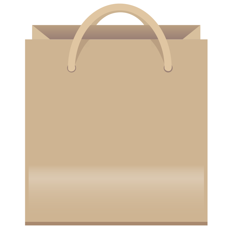 Free To Use   Public Domain Shopping Bag Clip Art