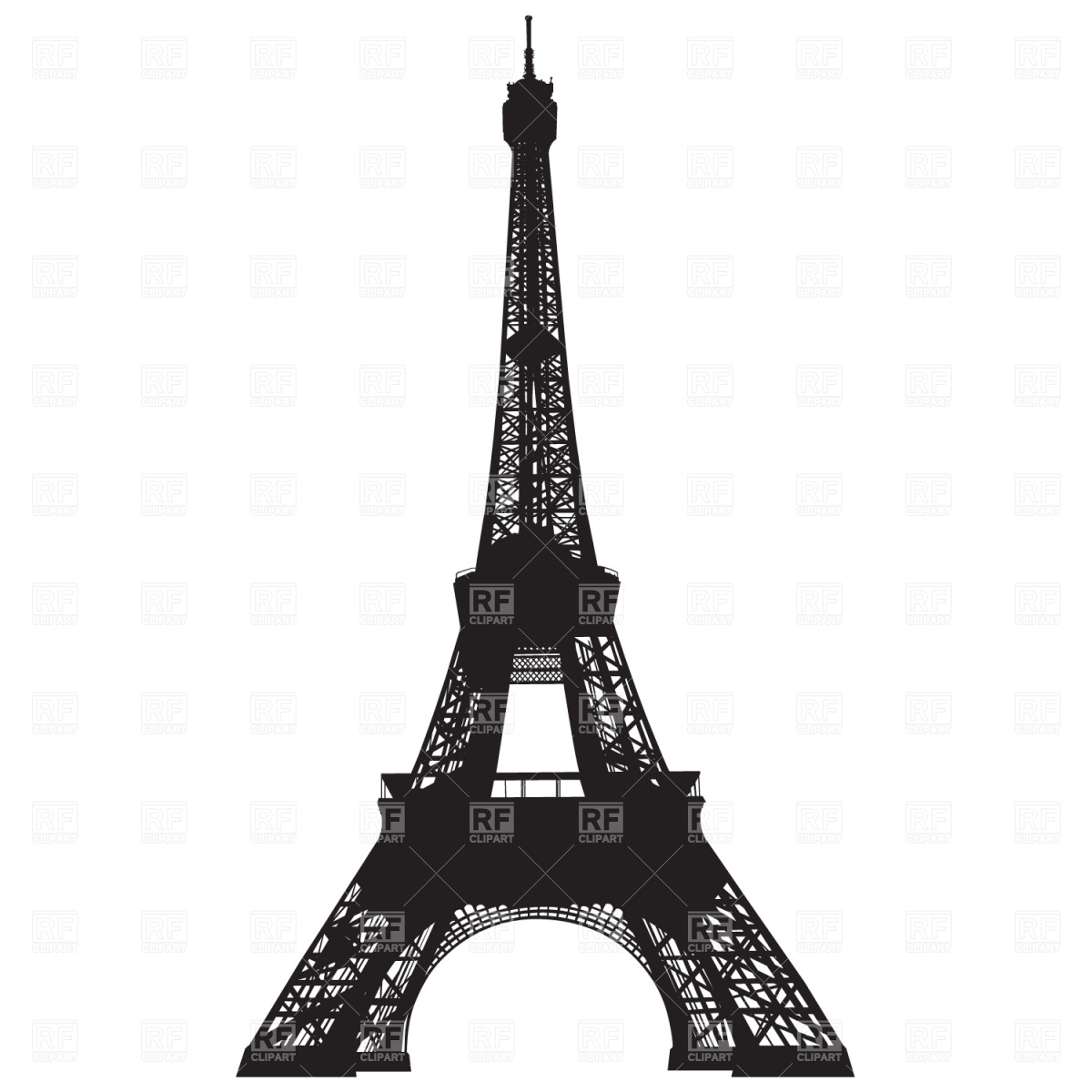 In Paris 946 Travel Download Royalty Free Vector Clipart  Eps