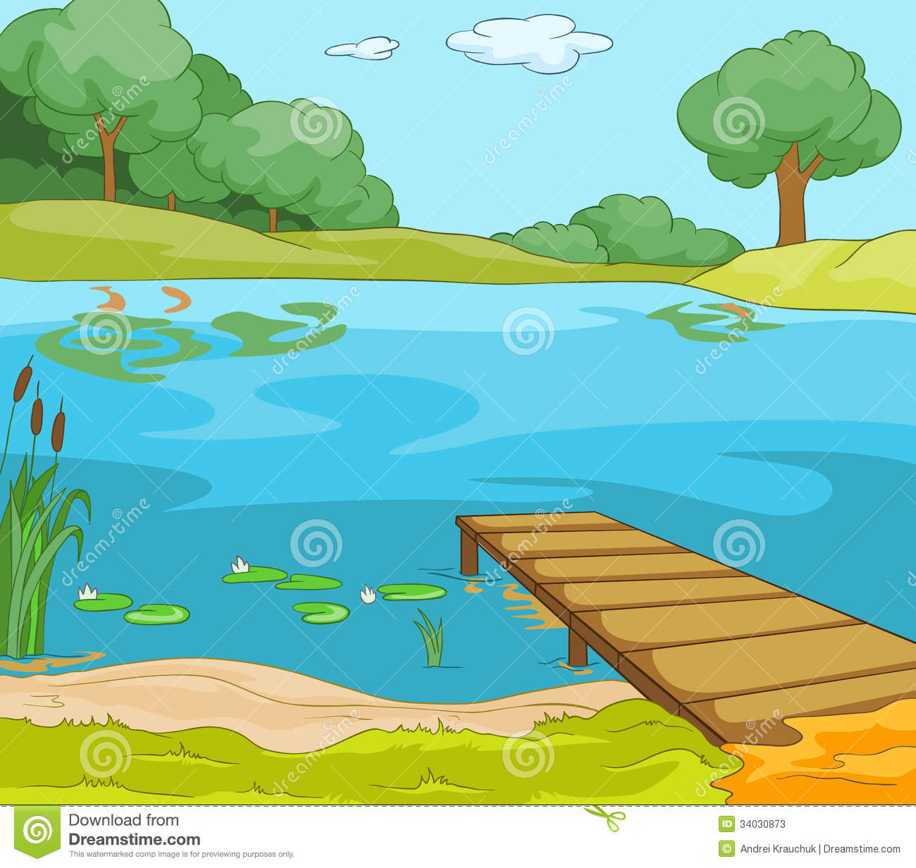 lake clipart - photo #28