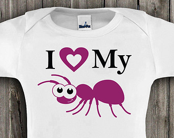 Love My Aunt Clipart Aunt Baby Clothing I Love My