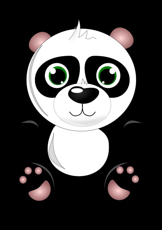 cute panda clipart clipart suggest panda bear clip art and coloring pages panda bear clip art background