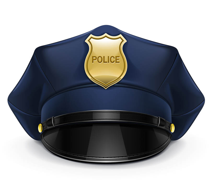 Police Hat Vector Vector Illustration Of Police Hat For Your Posters