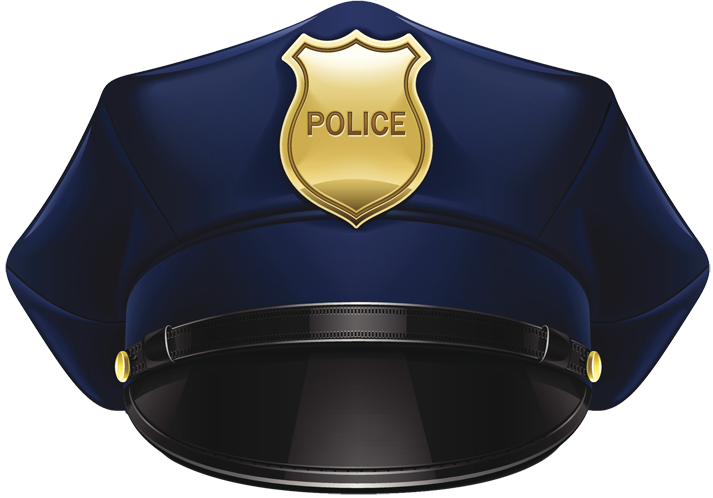 Badge Police Hat Clipart - Clipart Kid