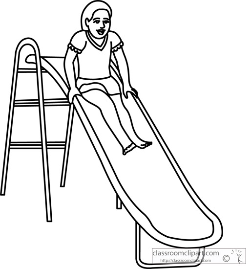 Slide Clipart Slide Cartoon Clipart Cartoon Slide