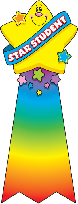 Star Student Clipart - Clipart Kid