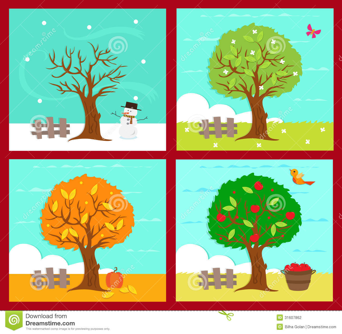 The Four Seasons    1300 X 1269 193 3kb The Four Seasons 640 X 453 86