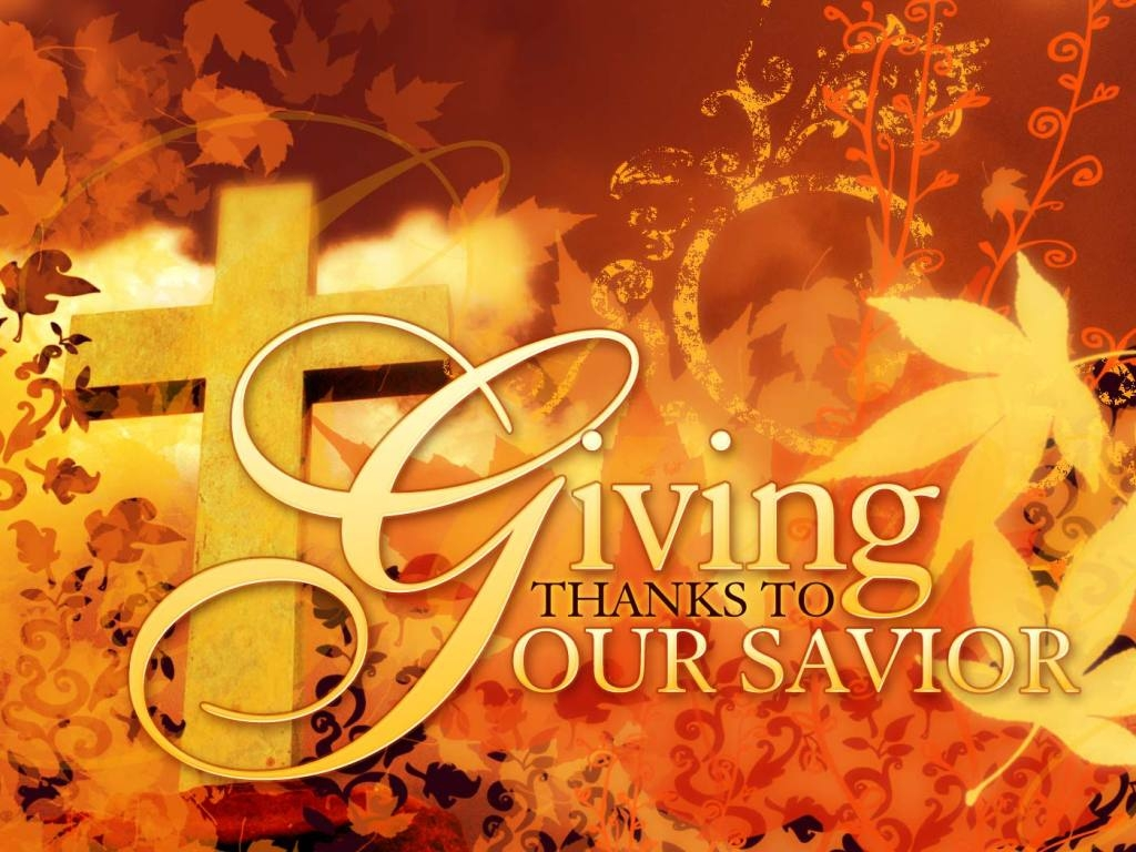 Christian give thanks clipart pictures