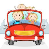 Family Car Clipart And Stock Illustrations  1091 Family Car Vector