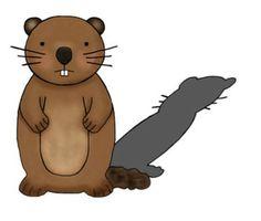 Clip Art Groundhog Clip Art groundhog day clipart kid activities on pinterest shadows and