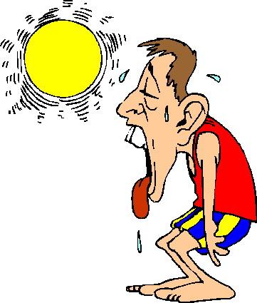 Heat Stroke Cartoon Source Http Animaatjes De Cliparts Schwitzen