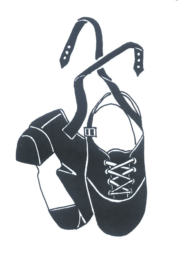 Irish Dance Clipart - Clipart Kid