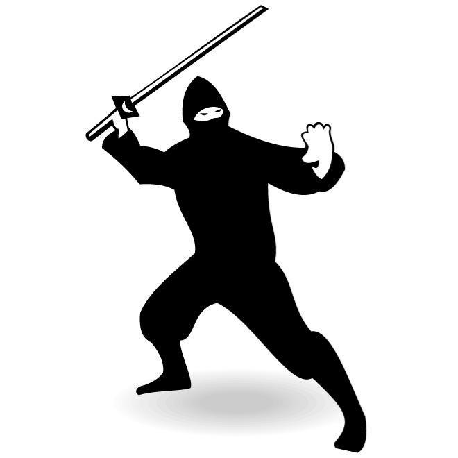 Clip Art Ninja Clip Art ninja clipart kid vector clip art download at vectorportal