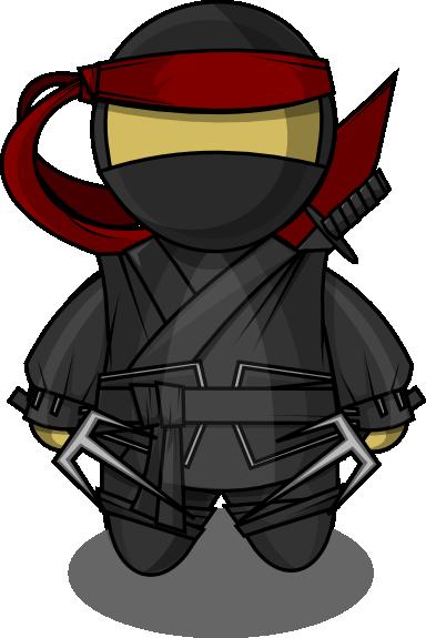 cartoon ninja clip art - photo #22