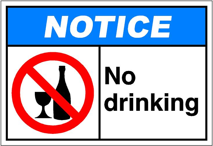 No Alcohol Clipart Notih119   No Drinking Eps