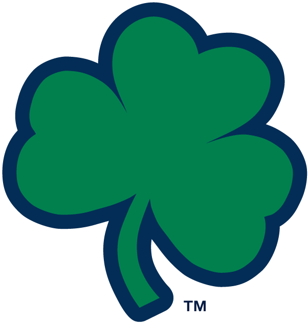 Notre Dame Fighting Irish Alternate Logo   Ncaa Division I  N R   Ncaa