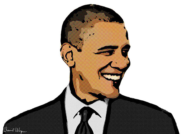 Obama Public Domain   Clipart Best