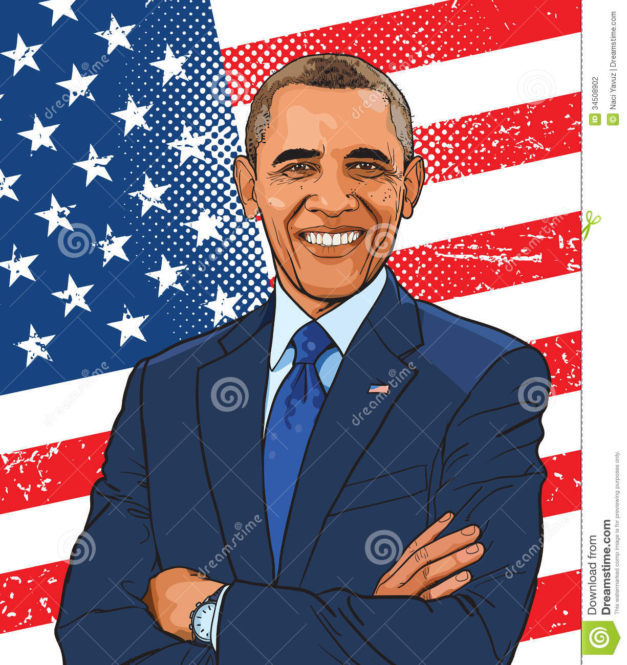 Presidents of the United States Clip Art