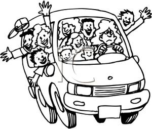Woman Driver Clipart - Clipart Kid