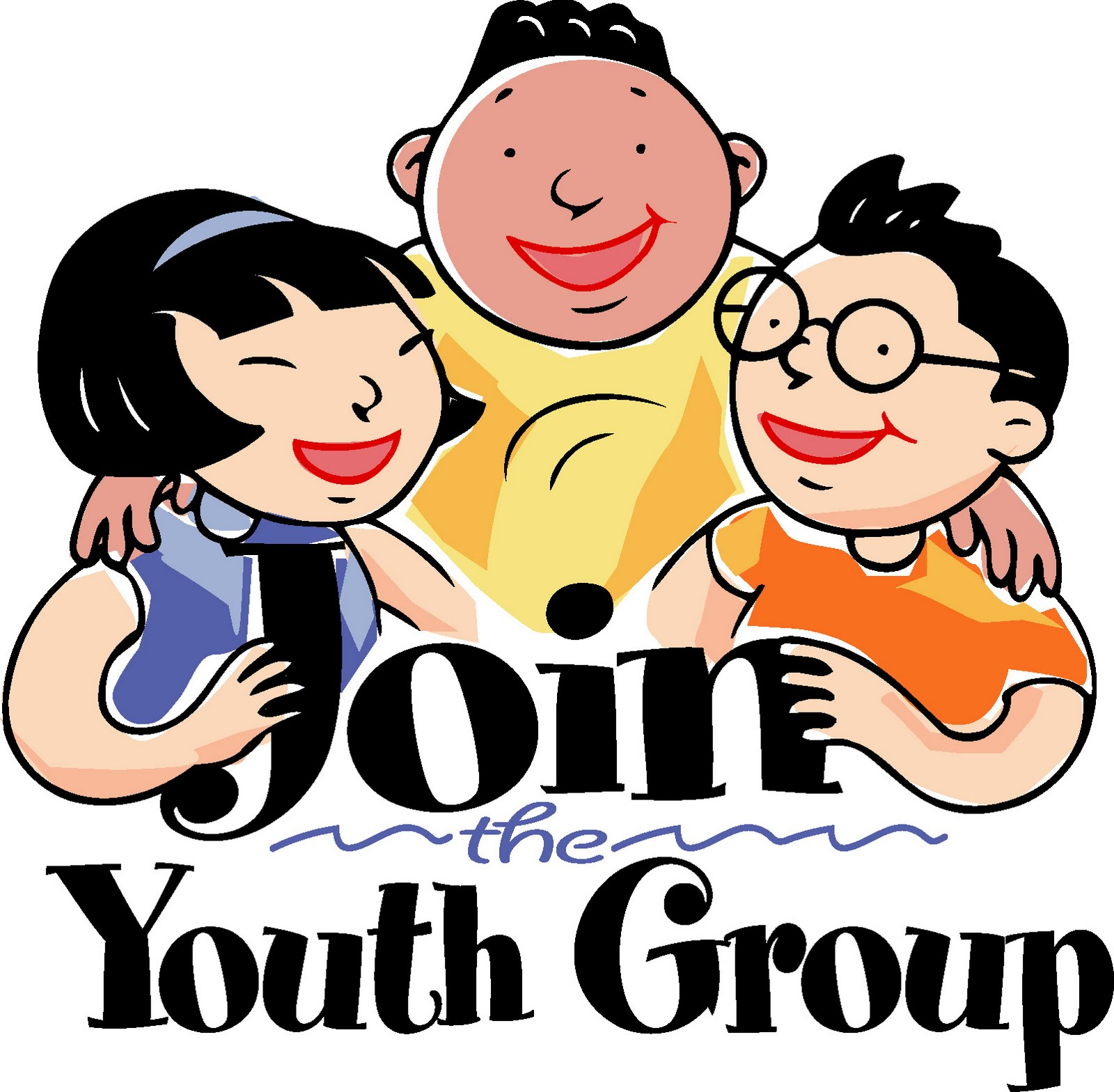 Church Youth Group Clip Art Picture