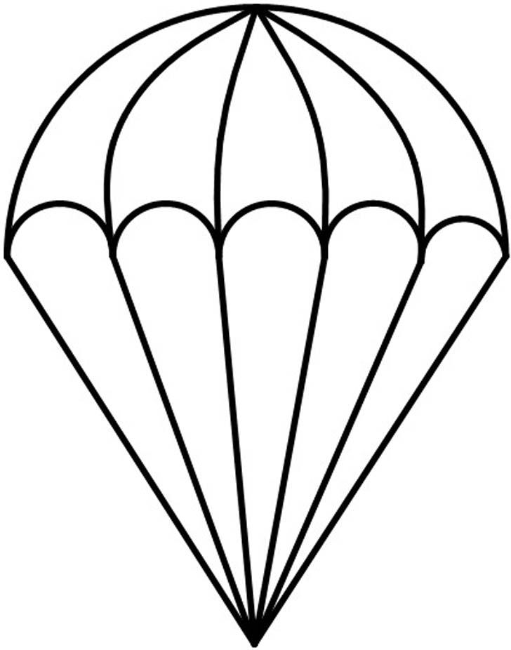 Parachute Clip Art Cliparts