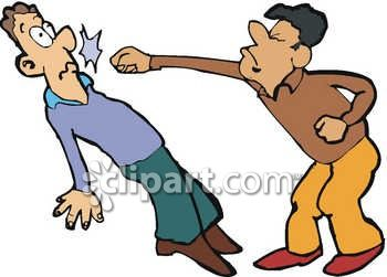 Fight Clipart 0060 0808 2503 1246 Two Men Fighting Clip Art Clipart
