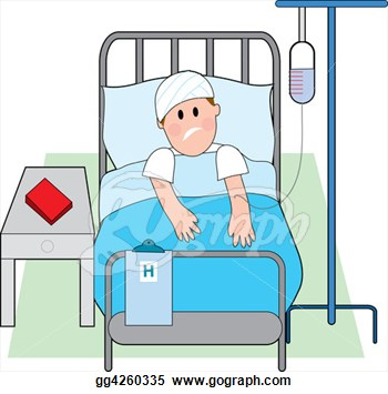 Related Keywords & Suggestions for hospital gurney clip art