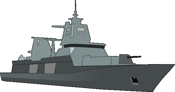 Navy Ship Clip Art At Clker Com   Vector Clip Art Online Royalty Free