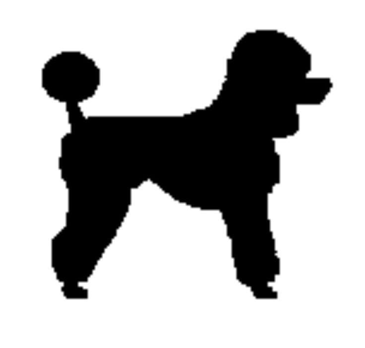 Clip Art Poodle Clip Art poodle clipart kid cliparts co